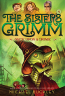 Once Upon a Crime (The Sisters Grimm #4): 10th Anniversary Edition (Sisters Grimm, The) Cover Image