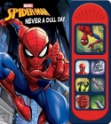 Marvel Spider-Man: Never a Dull Day (Play-A-Sound) Cover Image