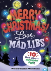 Merry Christmas! Love, Mad Libs Cover Image