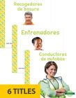 Trabajos En Mi Comunidad (My Community: Jobs) (Set of 6) Cover Image
