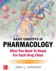 Basic Concepts in Pharmacology: What You Need to Know for Each Drug Class, Fifth Edition Cover Image