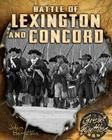 Battles of Lexington and Concord (Great Battles) Cover Image