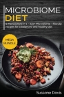 Microbiome Diet: MEGA BUNDLE - 6 Manuscripts in 1 - 240+ Microbiome - friendly recipes for a balanced and healthy diet Cover Image