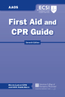 First Aid and CPR Guide Cover Image