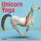 Unicorn Yoga 2021 Mini Wall Calendar Cover Image