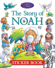 The Story of Noah Sticker Book (Candle Bible for Toddlers) Cover Image