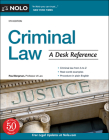Criminal Law: A Desk Reference Cover Image