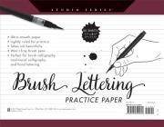 Brush Lettering Practice Pad Cover Image