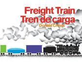 Freight Train/Tren de carga Board Book: Bilingual Spanish-English Cover Image