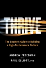 Thrive: The Leader's Guide to Building a High-Performance Culture Cover Image