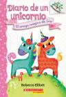 Diario de un Unicornio #1: El amigo mágico de Iris (Bo's Magical New Friend): Un libro de la serie Branches Cover Image