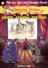Geronimo Stilton Graphic Novels #16: Lights, Camera, Stilton! Cover Image