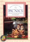 Picnics: Picnic Recipes from Summer Music Festivals [With CD] Cover Image