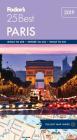Fodor's Paris 25 Best (Full-Color Travel Guide #14) Cover Image