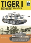 Tiger I, German Army Heavy Tank: Eastern Front, 1942 Cover Image