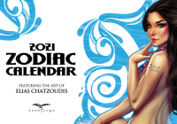 2021 Zenescope Entertainment Zodiac Calendar Cover Image