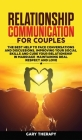 Relationship Communication for Couples: The Best Help to Face Conversations and Discussions, Improving Your Social Skills and Cure Your Relationship i Cover Image