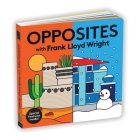 Opposites with Frank Lloyd Wright Cover Image