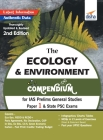 The Ecology & Environment Compendium for IAS Prelims General Studies Paper 1 & State PSC Exams 2nd Edition Cover Image