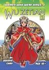 Wu Zetian: Women Who Were Kings Cover Image