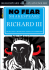 Richard III (Sparknotes No Fear Shakespeare) Cover Image