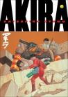 Akira Volume 6 Cover Image
