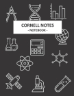 Cornell Notes Notebook: Structured Notebook Note Taking with Graph Paper Quad Grid Note Taking System, Index Cornell Notebook 8.5 x 11 Cover Image