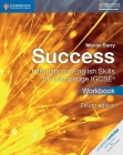 Success International English Skills for Cambridge Igcse(tm) Workbook (Cambridge International Igcse) Cover Image