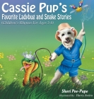 Cassie Pup's Favorite Ladybug and Snake Stories Cover Image