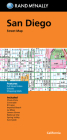 Rand McNally Folded Map: San Diego Street Map Cover Image