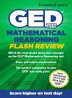 GED Test Mathematics Flash Review Cover Image