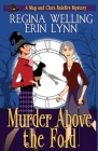 Murder Above the Fold: A Witch Cozy Mystery Cover Image