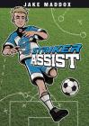 Striker Assist (Jake Maddox Sports Stories) Cover Image