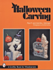 Halloween Carving (Schiffer Book for Woodcarvers) Cover Image