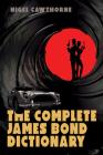 The James Bond Dictionary Cover Image