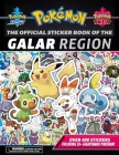 The Official Pokémon Sticker Book of the Galar Region Cover Image