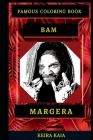 Bam Margera Famous Coloring Book: Great Jackass Inspired Coloring Book for Adults Cover Image