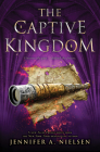 The Captive Kingdom (The Ascendance Series, Book 4) Cover Image