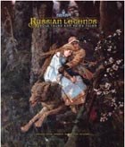 Russian Legends: Folk Tales and Fairy Tales Cover Image