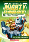 Ricky Ricotta's Mighty Robot vs. the Mutant Mosquitoes from Mercury (Ricky Ricotta's Mighty Robot #2) (Library Edition) Cover Image
