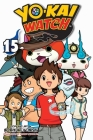 YO-KAI WATCH, Vol. 15 Cover Image