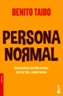Persona Normal = Normal Person (Narrativa) Cover Image
