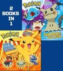 Ash and Pikachu: Alola Region/Team Rocket: Alola Region (Pokémon) (Pictureback(R)) Cover Image