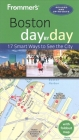 Frommer's Boston Day by Day Cover Image