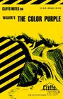 CliffsNotes on Walker's The Color Purple Cover Image