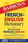 French-English Dictionary (Barron's Bilingual Dictionaries) Cover Image
