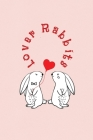 Lover Rabbits: Valentine's Day Gift - ToDo Notebook in a cute Design - 6