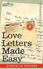 Love Letters Made Easy Cover Image