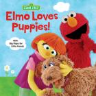 Elmo Loves Puppies! (Sesame Street) Cover Image