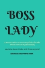 Boss Lady Address and Phone Book: for